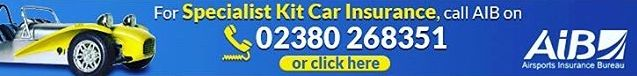 Recommended kit car insurance by Bristol Kit Car Club members